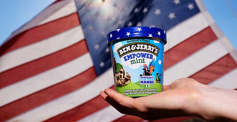 Ben & Jerry's - Learn from Empower Mint