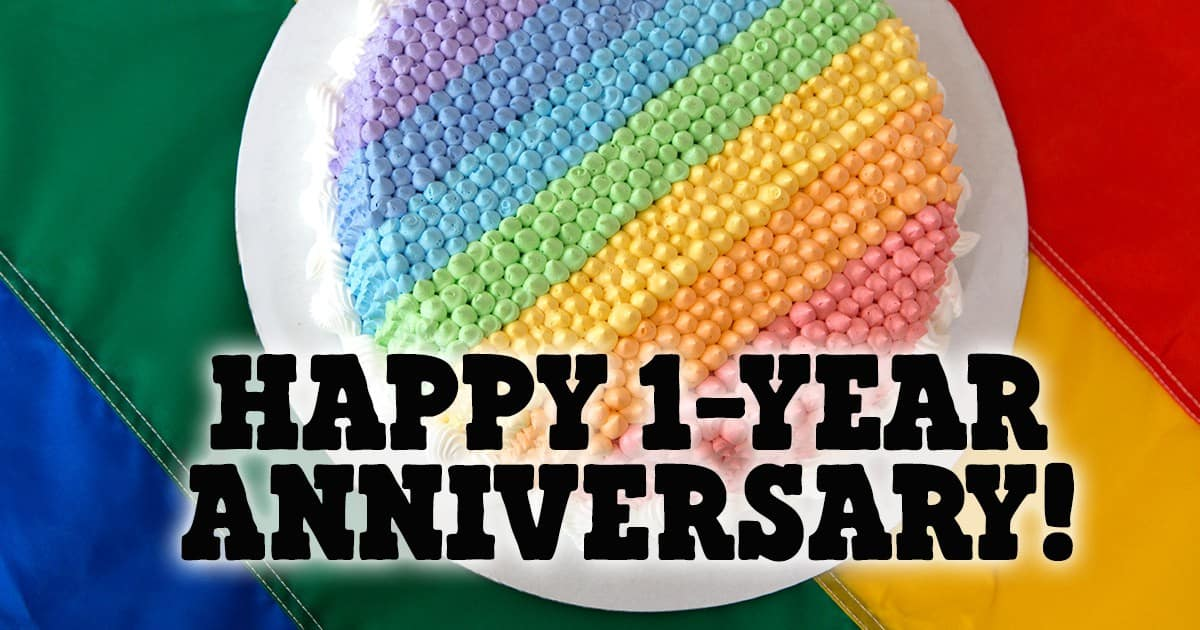 7 Ways To Support Lgbt Rights On The First Anniversary Of Marriage Equality Ben
