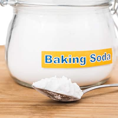 A Jar of Baking soda