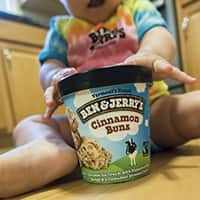 What to Name Your Baby if You LOVE Ben & Jerry's