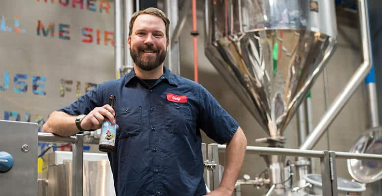 Ben & Jerry's - Cody Reif Pro Brewer at New Belgium Brewing