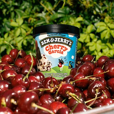 Picture of Ben & Jerry's Cherry Garcia