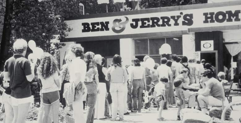 Ben & Jerry's Ice Cream Shoppe