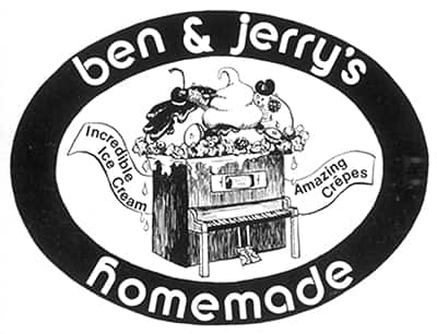Ben & Jerry's First Logo