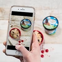 9 Tips for Insta-Awesome Ice Cream Pics