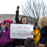 10 Inspirational Signs in Honor of the Women's Strike