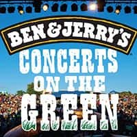 Introducing the Ben & Jerry's Concerts on the Green 2017 Lineup!