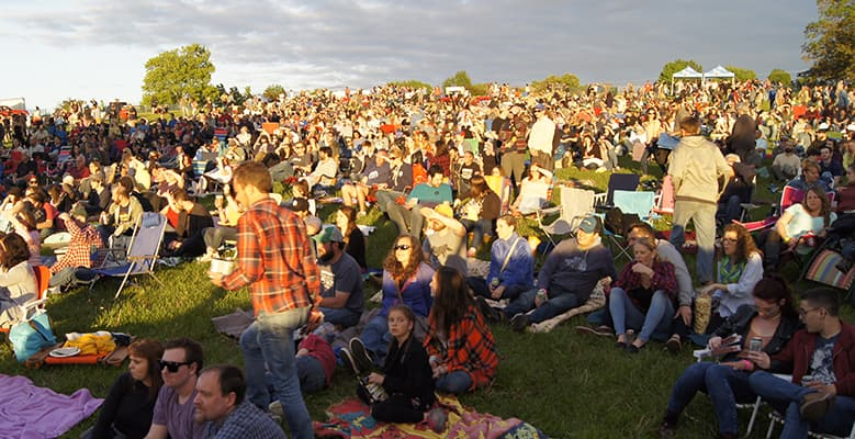 Ben & Jerry's - Outdoor Concerts