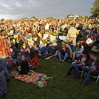 Top 10 Things to Bring To an Outdoor Concert