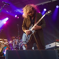 Fans Go Wild For My Morning Jacket at the Shelburne Museum