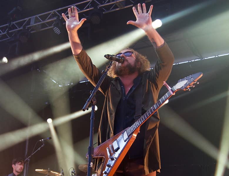 My Morning Jacket, July 2017