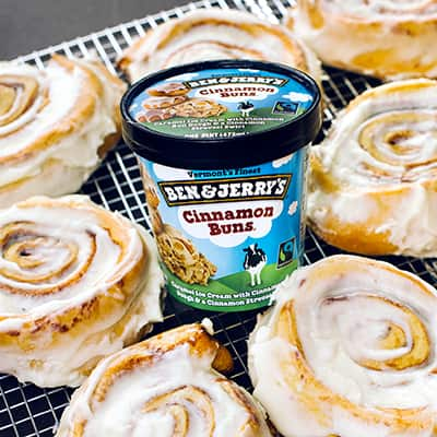 You Should Try: Cinnamon Buns!