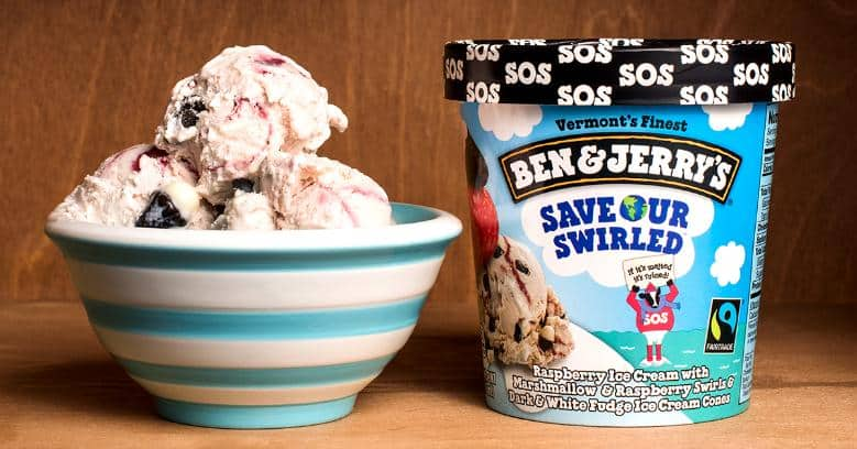 Save Our Swirled - Ben & Jerry's