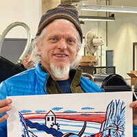 Feeding the Art-Making Monster: Q&A With Phish Illustrator Jim Pollock