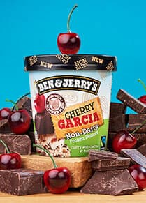 You Should Try Cherry Garcia Non-Dairy!