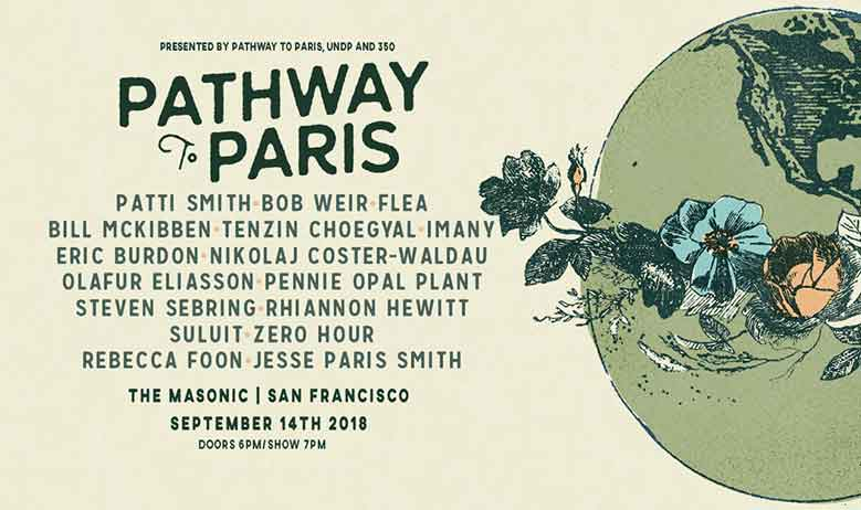 Pathway to Paris event information