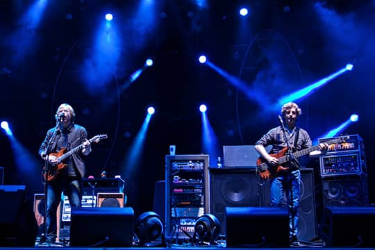 Phish at Bonnaroo 2012