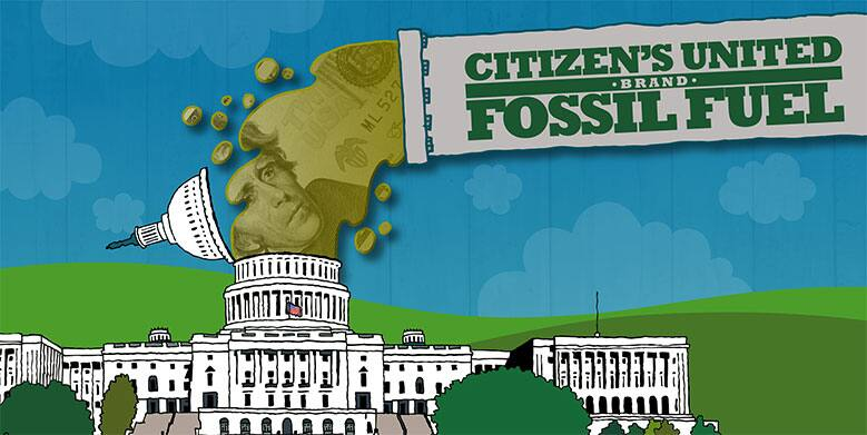 Ben & Jerry's - Citizens United and Climate Change Denial