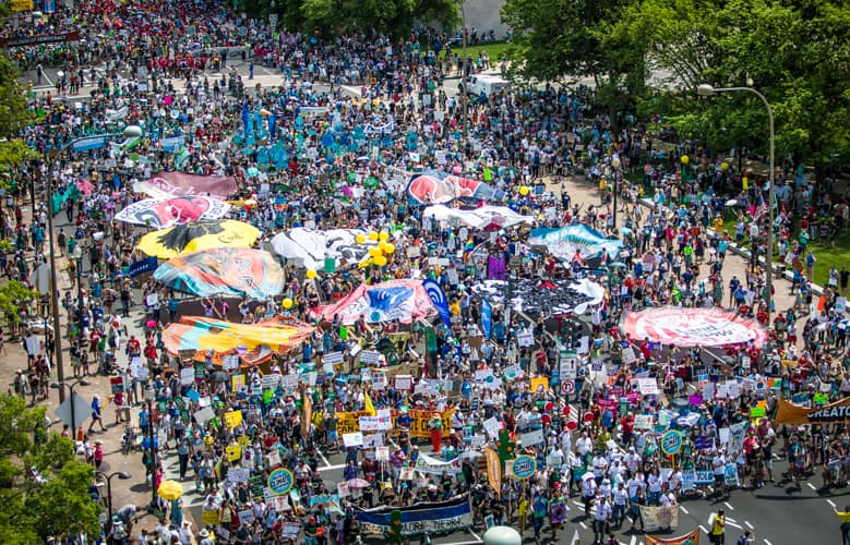 Ben & Jerry's, Peoples Climate March