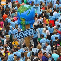 The People's Climate March - This is just the beginning
