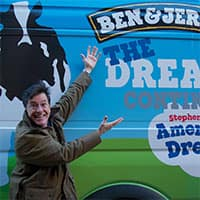 Happy 8th Anniversary, Stephen Colbert's Americone Dream!