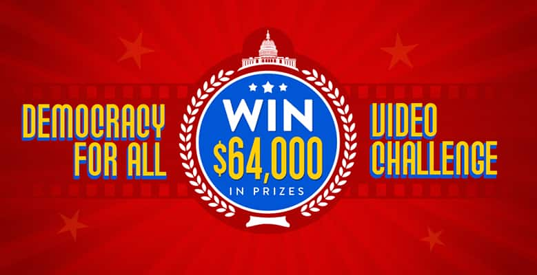 Ben & Jerry's joins the Democracy for All Video Challenge