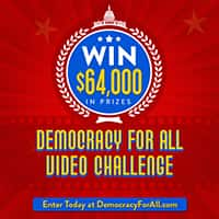 Join the Democracy For All Video Challenge!