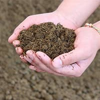 Creating Usable Materials from Cow Manure while Reducing Methane