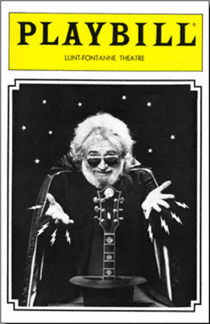 Jerry Garcia on Broadway 1987
