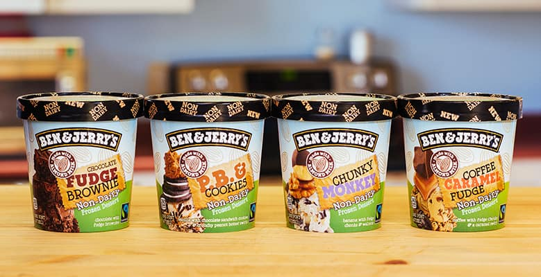 Ben & Jerry's Non-Dairy Ice Cream