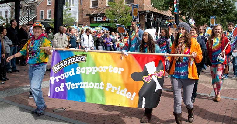 Pride Month - Ben & Jerry's
