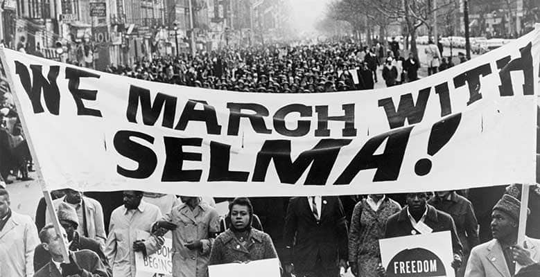 Selma to Montgomery Marches, 1965