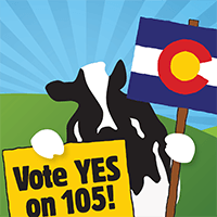 Colorado: Vote YES on 105!