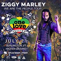 5 Reasons We're Excited to Tune in to Ziggy Marley At Higher Ground