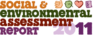 Social & Environmental Assessment Report 2011