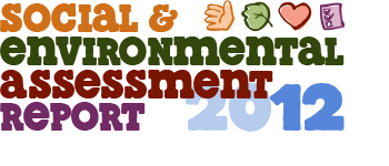 Social & Environmental Assessment Report 2012