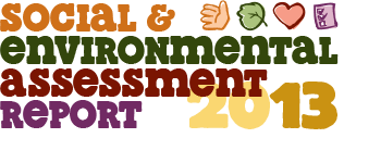 Social & Environmental Assessment Report 2013