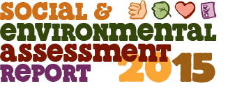 Social & Environmental Assessment Report 2015