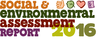 Social & Environmental Assessment Report 2016