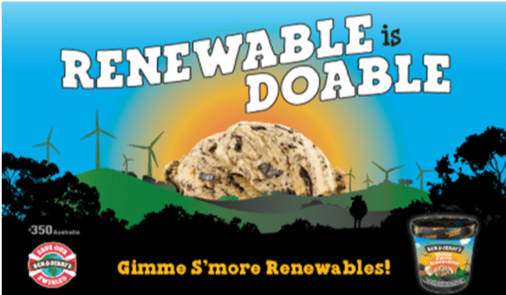 renewable is doable poster
