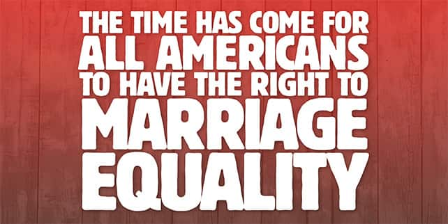 Marriage Equality - Supreme Court