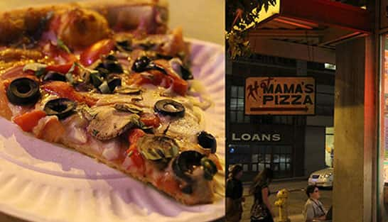 Ben & Jerry's | Hot Mama's Pizza - Seattle