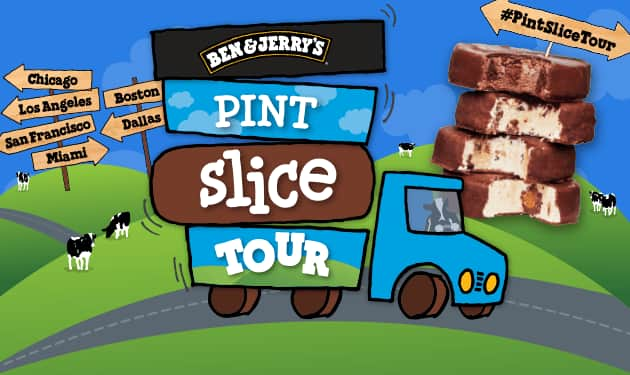 Pint Slice Tour