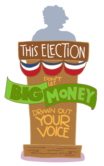 Get Big Money Out of Politics