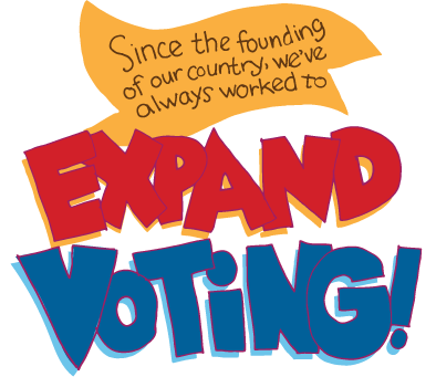 We've Always Worked to Expand Voting