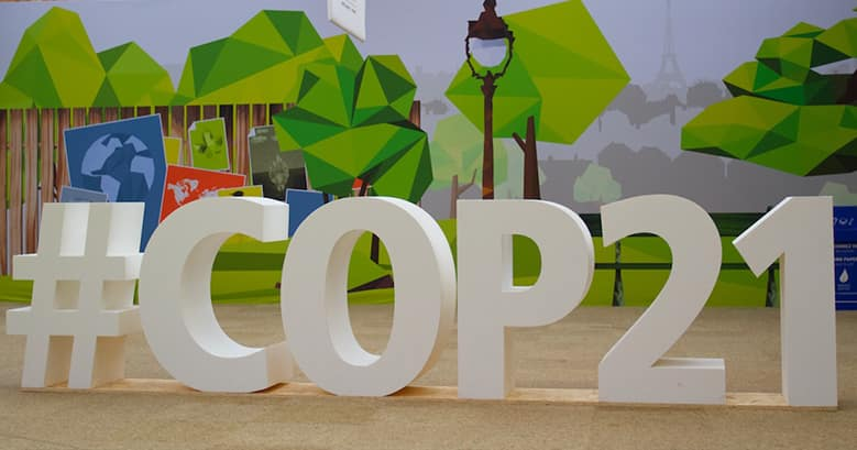 Ben & Jerry's reports from first day of COP21