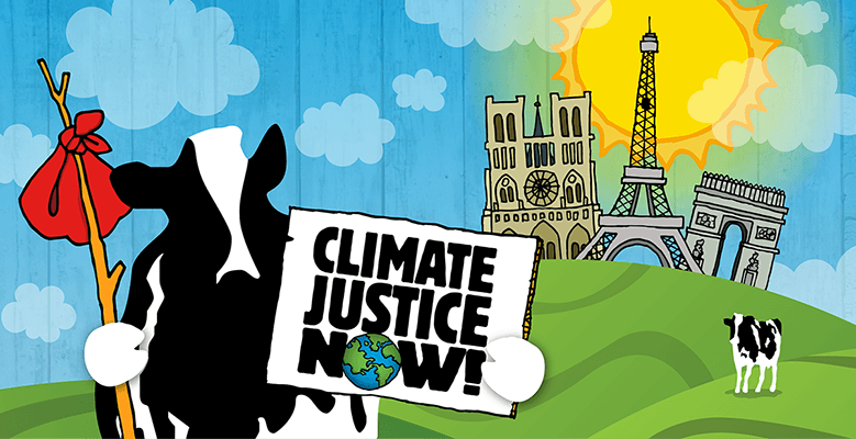 Climate change impacts poorest countries most - Ben & Jerry's