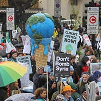 Global Climate March Brings Together 175 Countries in Over 2,000 Actions on Climate Change