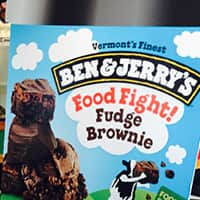 Food Fight Fudge Brownie Comes to Oregon